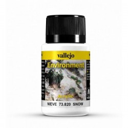 Vallejo snow weathering effects 40ml.