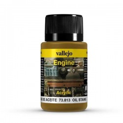 Vallejo oil stains weathering effects 40ml.