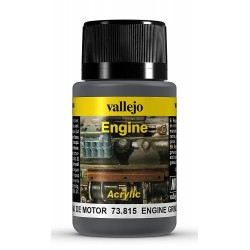Vallejo engine grime weathering effects 40ml.