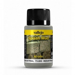 Vallejo industrial splash mud weathering effects 40ml.