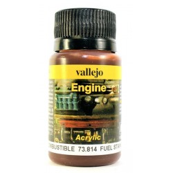 Vallejo fuel stains weathering effects 40ml.