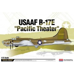 USAAF B-17E PACIFIC THEATER 1/72