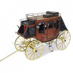 Stage Coach 1848 40cm