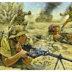 WWII ITALIAN INFANTRY 1/72