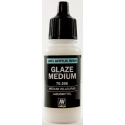 Glaze medium 17ml.