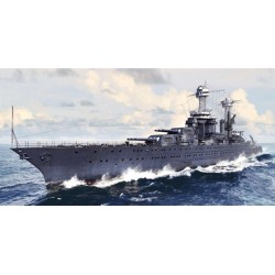 USS TENNESSEE BB-43 1941 1/700