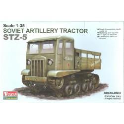 SOVIET ARTILLERY TRACTOR STZ-5 1/35