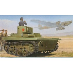 SOVIET T-37A LIGHT TANK 1/35