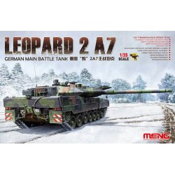 GERMAN LEOPARD 2 A7 1/35
