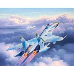 SUCHIO SU-27 FLANKER 1/144