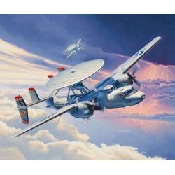 E-2C GRUMMAN HAWKEYE 1/144
