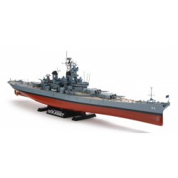 U.S. Battleship BB-62 New Jersey 1/350