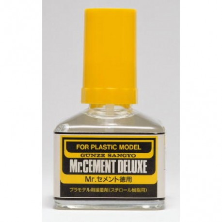 Plasticlijm Mr. cement deluxe 40ml.