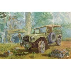 DODGE M-37 3/4 TON 4x4 CARGO TRUCK 1/35