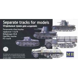 SEPARATE TRACKSET 1/35