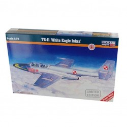 TS-11 WHITE EAGLE ISKRA 1/72