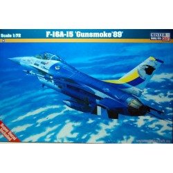 F-16A-15 GUNSMOKE 89 1/72