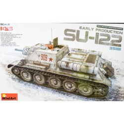 SU-122 EARLY PRODUCTION 1/35
