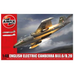 ENGLISH ELECTRIC CANBERRA B(I).6/B.20 1/48