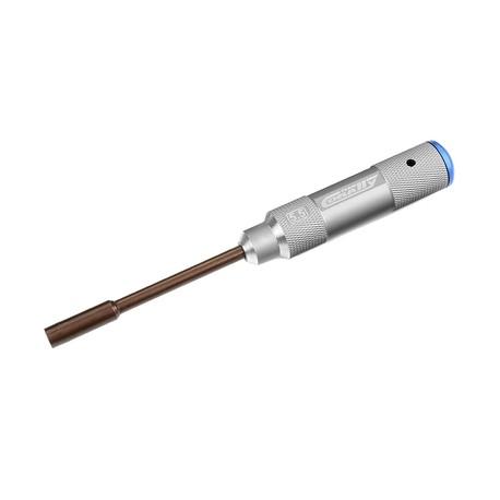 Corally pro tool 5,5mm dop schroevendraaier voor M3 moer