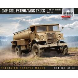 CMP C60L PETROL TANK 1/35