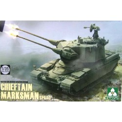 TAKOM BRITISH CHIEFTAIN MARKSMAN SPAAG 1/35