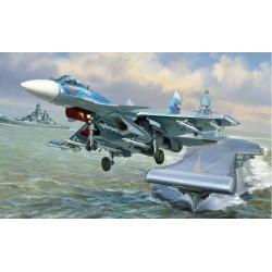 RUSSIAN SUKHOI SU-33 FLANKER-D 1/72