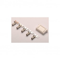 Male balanceer connector 4s XH p/st.