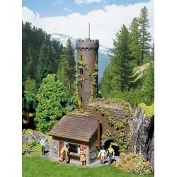 HO uitzichttoren 115x62x135mm