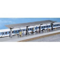 HO stationsperron 37x7,6x7,4cm