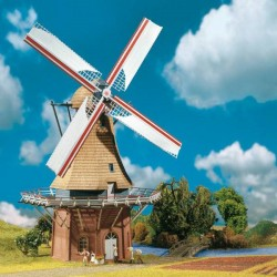 HO friese windmolen incl motor 16V AC 18x18x32cm