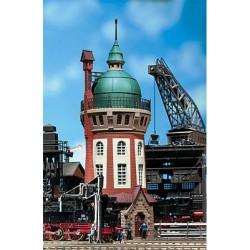 """HO watertoren """"Bielefeld"""" 91x90x245mm"""
