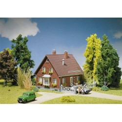 HO woonhuis 91x72x85mm