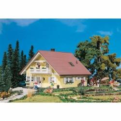 HO woonhuis 127x126x88mm