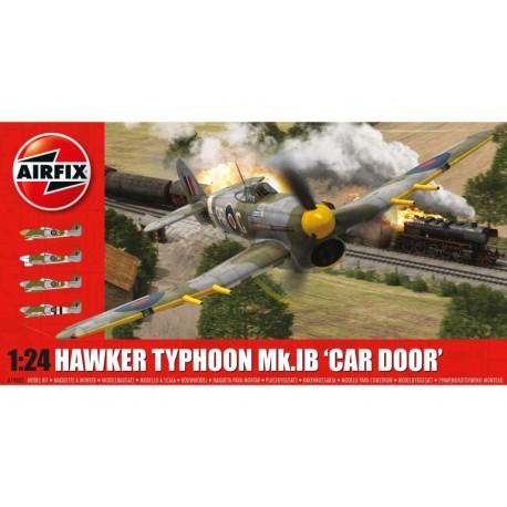 HAWKER TYPHOON MK.IB CAR DOOR 1/24