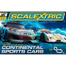 Racebaan startset Sport Cars 4,84mtr.
