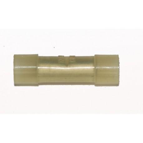 kabeldoorverbinder geel 2.5-4.0mm +krimp