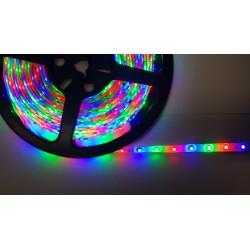 LC RGB ledstrip 60x 3528/mtr 5mtr 12v