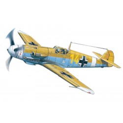 BF 109F-4Z/TROP WWII GERMAN FIGHTER 1/48