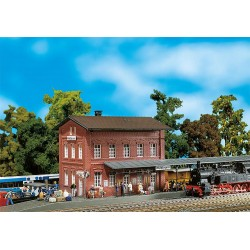 HO station Waldbrunn 240x125x135mm