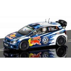 Slotrace auto Volkswagen Polo R WRC 1/32