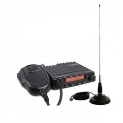 CB 4W AM/FM mini radio (excl magneetantenne) 10x10x2,5cm