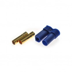 EC5 Female gold connector (accu kant)