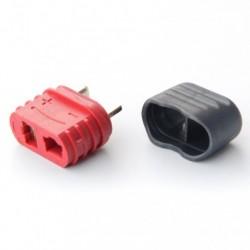 Deans Female connector (accu kant)