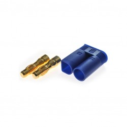 EC5 Male gold connector (ESC/laad kant)