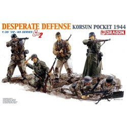 DESPERATE DEFENSE KORSUN 1944 1/35