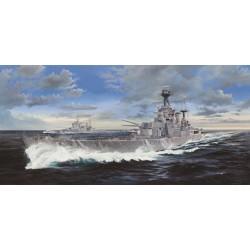 HMS HOOD BATTLE CRUISER 1/200