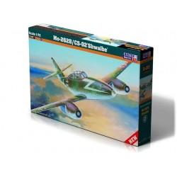ME-262B-LA DOPPELSITZSIGER 1/72