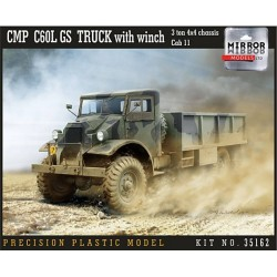 CMP C60L GS TRUCK WITH WINCH 1/35