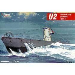 U2 PODWODNY TYP II A 1/400